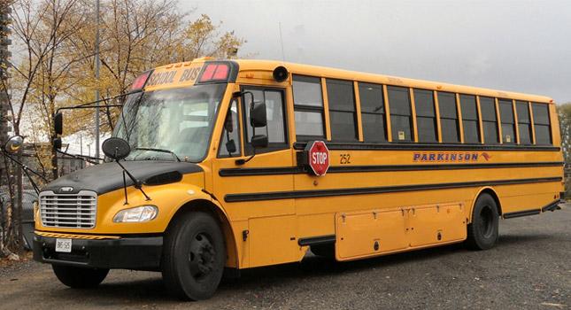 school bus service brampton