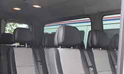 11 Passenger Capacity Coach - Parkinson Coach Lines Toronto