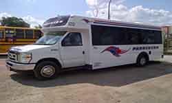 Passengers Coach Parkinson