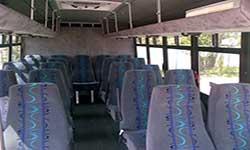parkinson coach lines 20 seaters bus