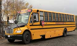 Teaching School Bus Safety to Your Children