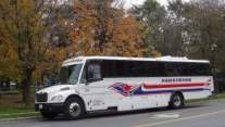 Wedding Bus Rental Services