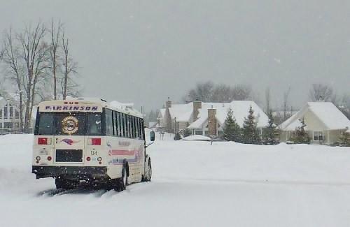 Ski Bus Rental Toronto