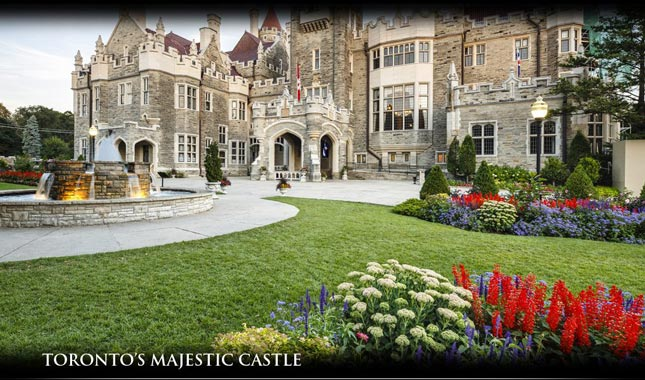 Let S Take A Trip To Casa Loma By Minibus