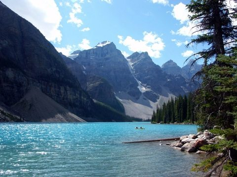 "Finding your ""Rocky Mountain High"" in Canada"
