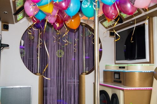 Birthday Ideas: Ride an Incredible Party Bus
