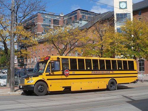 How Riding a Bus Can Help Children Make Friends
