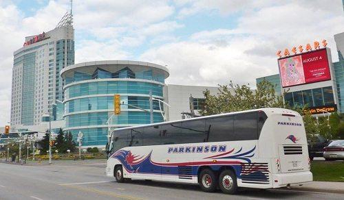 parkinsons bus