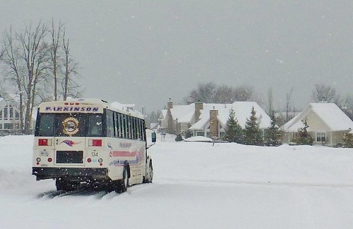 Schedule a Ski Trip Bus before the Snow Falls