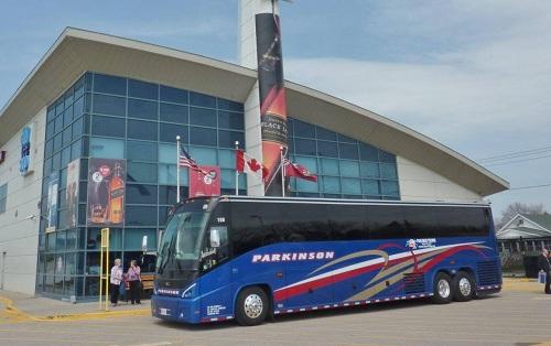 Airport Bus Rental Benefits