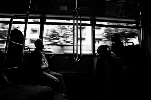 Tips to Prevent Motion Sickness on a Bus