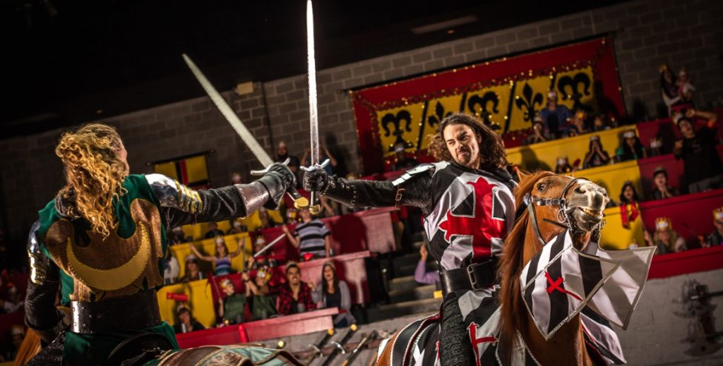 medieval times dinner