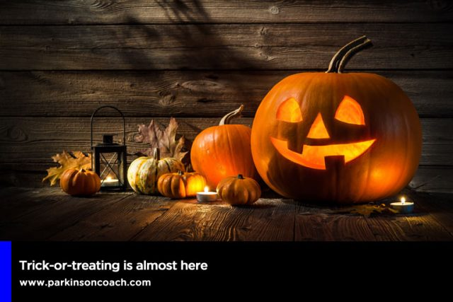 Trick-or-treating is almost here