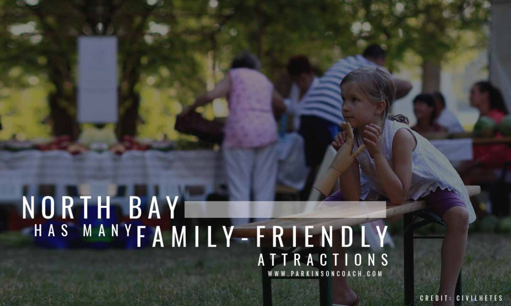 North Bay has many family-friendly attractions