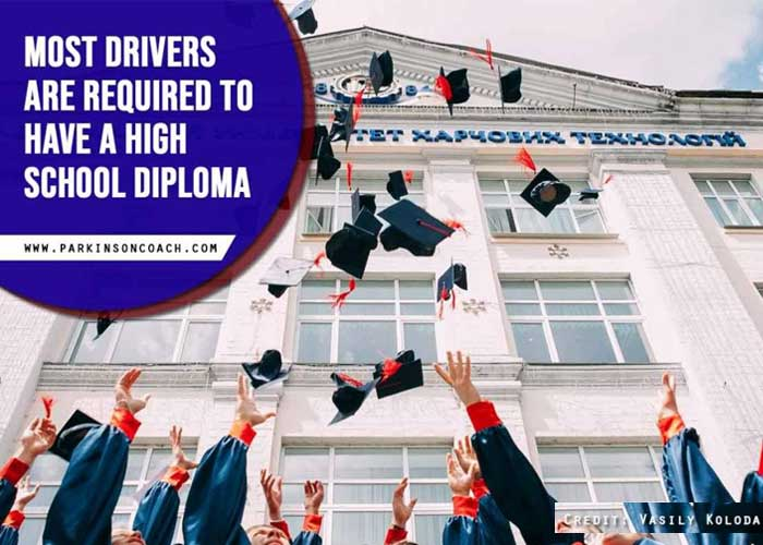 Most-drivers-are-required-to-have-a-high-school-diploma