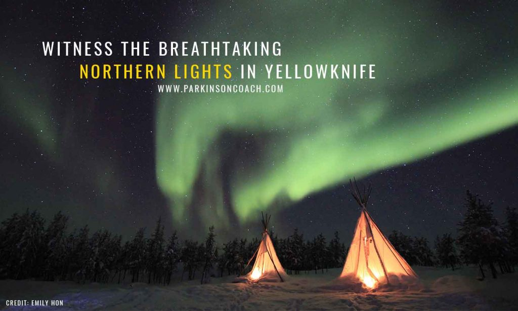 Witness the breathtaking Northern Lights in Yellowknife
