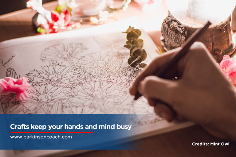 Crafts-keep-your-hands-and-mind-busy
