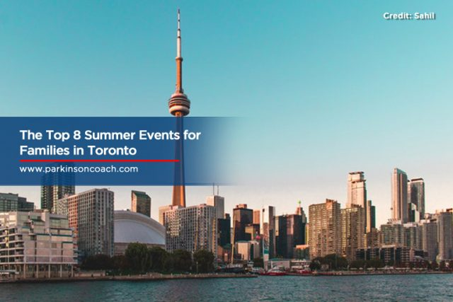 Summer Events for Families in Toronto