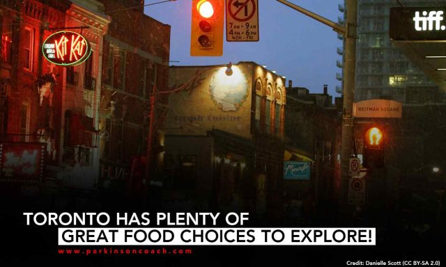great food choices to explore