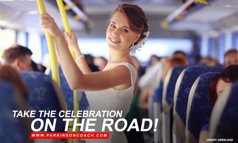 celebration on the road