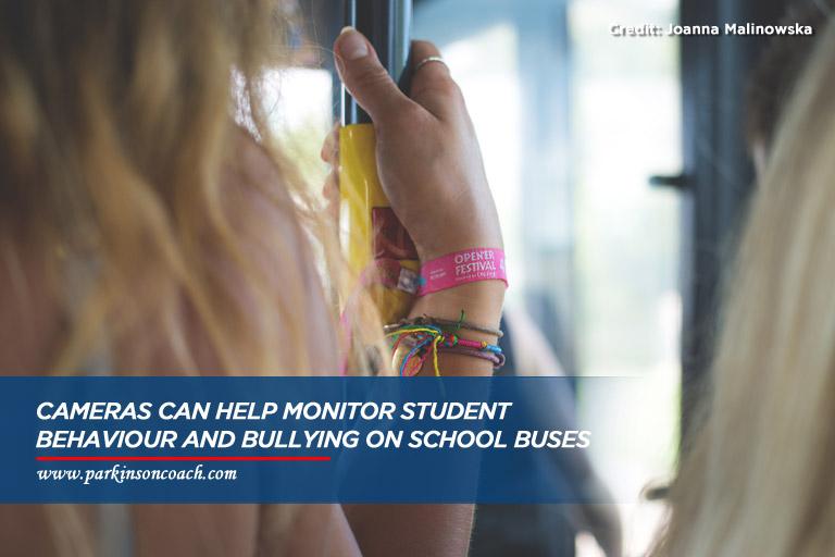 school buses have cameras